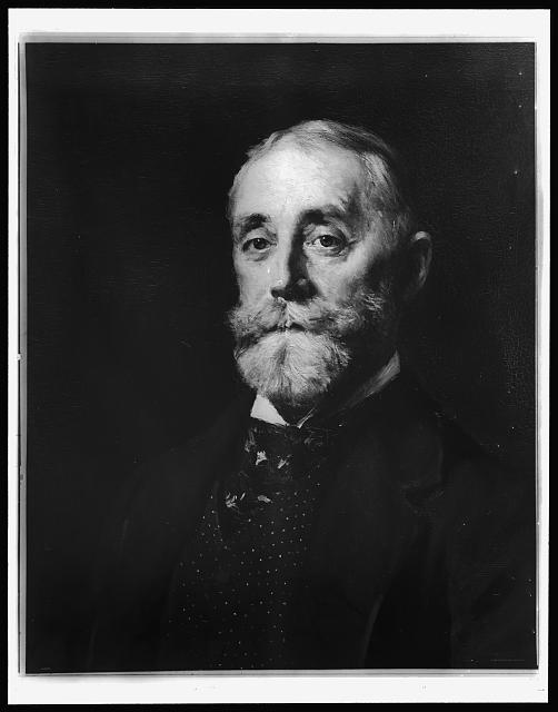 [Charles H. Davis, head-and-shoulders portrait]