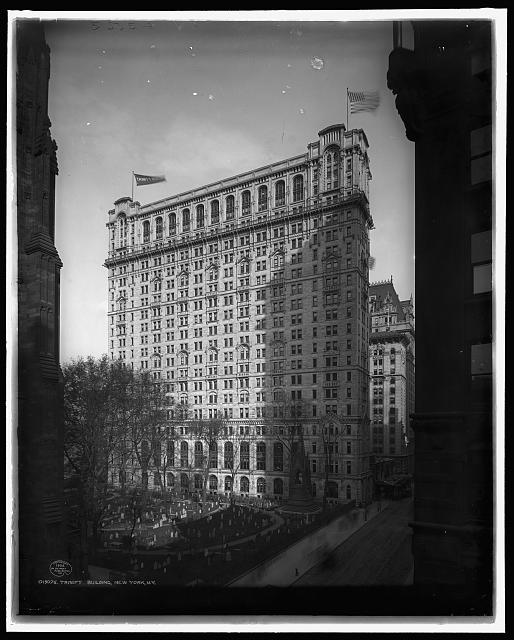 Trinity Building, New York, N.Y.