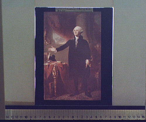 [George Washington, full-length portrait]