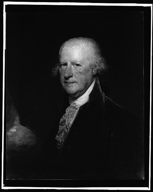 [Chief Justice Edward Shippen of Pennsylvania, head and shoulders portrait]