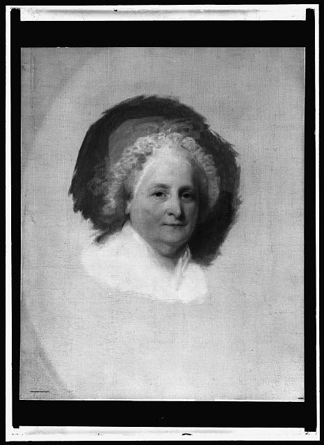 [Martha Washington]