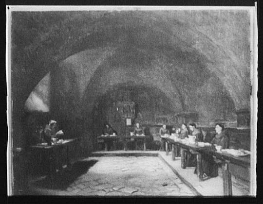 [Refectory of San Damiane Assise]