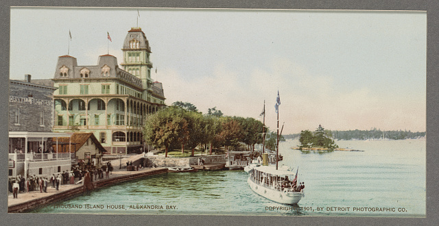 Thousand Island House, Alexandria Bay