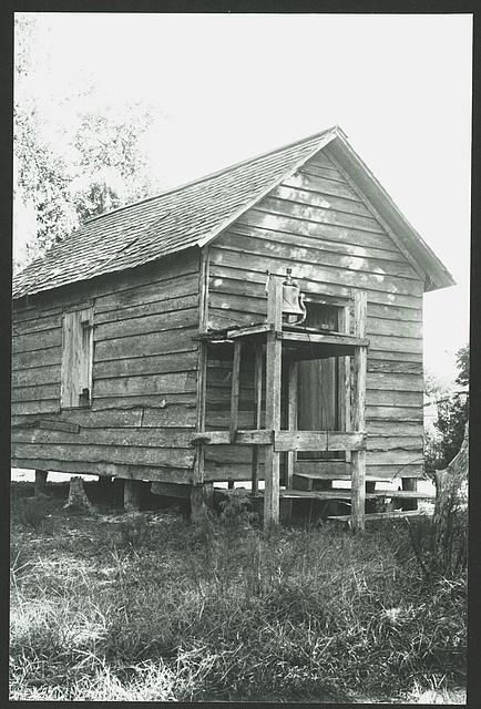 Praise house at Sapelo