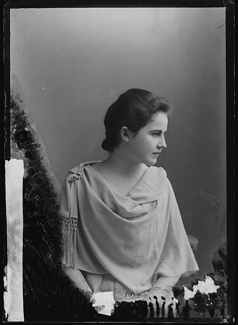 Edith Bolling (married Woodrow Wilson)