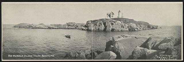 The Nubble Island, York Beach, ME
