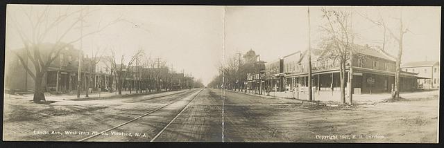 Landis Ave., west from 7th St., Vineland, N. J.