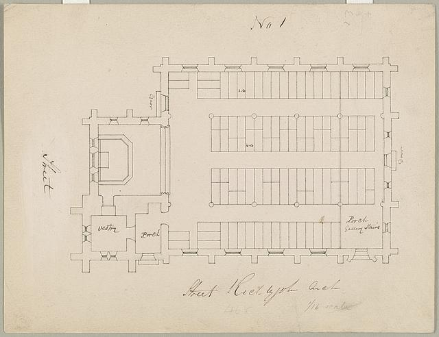 [Grace Church (Brooklyn, New York). Plan]