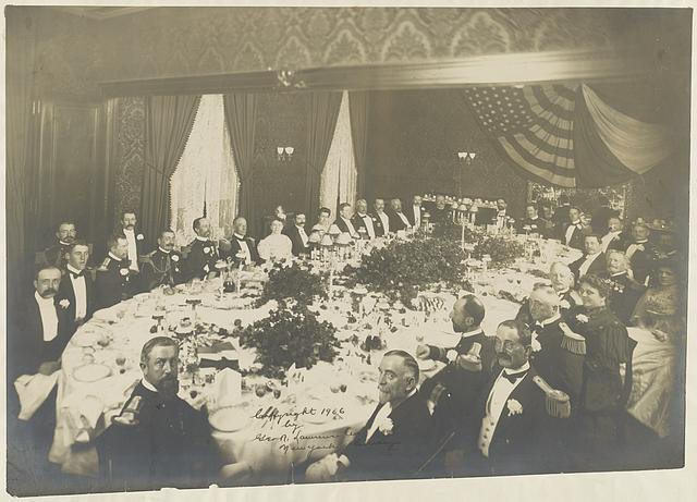 [Dinner to Admiral Campion, Delmonico's, New York, May 2, 1906]