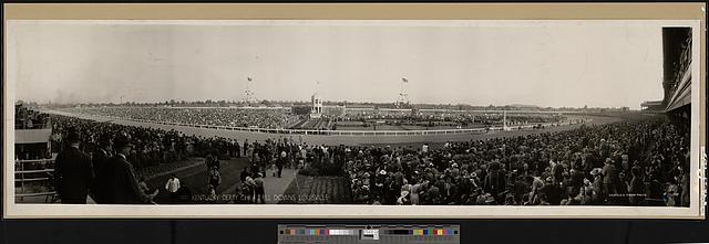 1941 Kentucky Derby, Churchill Downs, Louisville