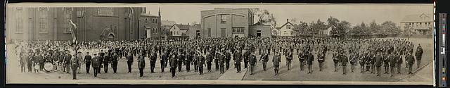 Polish Division, Perry Centennial Parade, September 17th, 1913