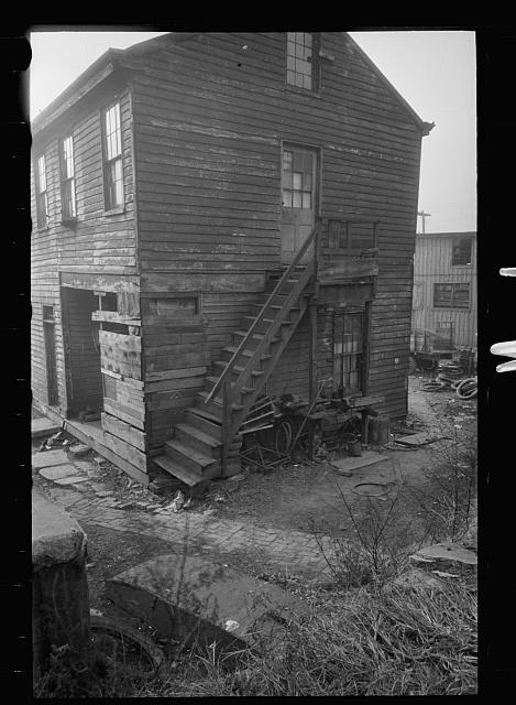 [Untitled photo, possibly related to: Typical house at Steel Subdivision outside of Cincinnati]