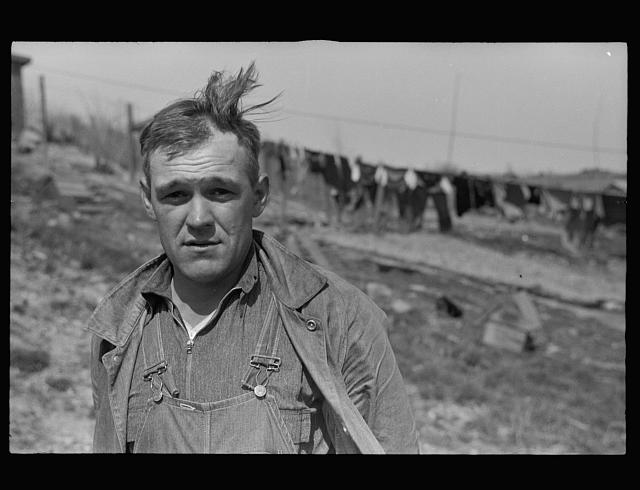Coal miner, Kempton, West Virginia