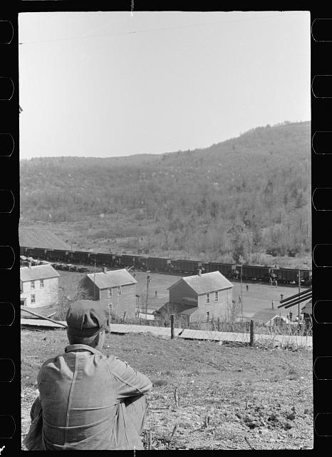 Company town, Kempton, West Virginia