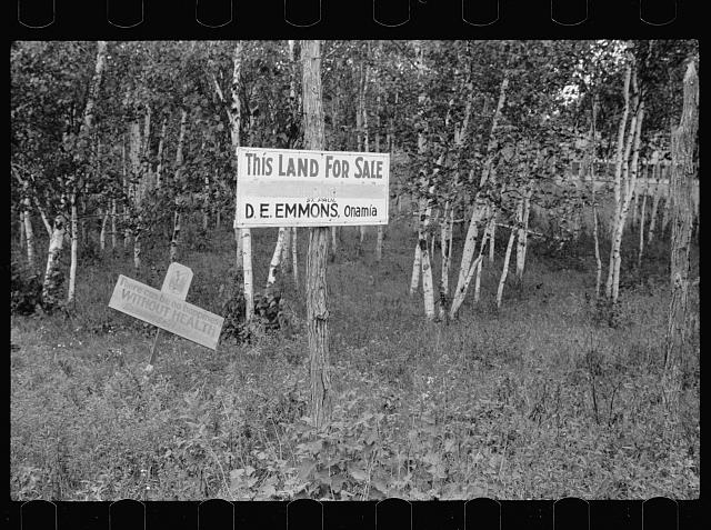 Land for sale, Aitkin County, Minnesota