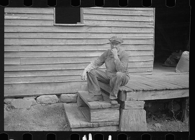 [Untitled photo, possibly related to: Miller at Nethers, Virginia]