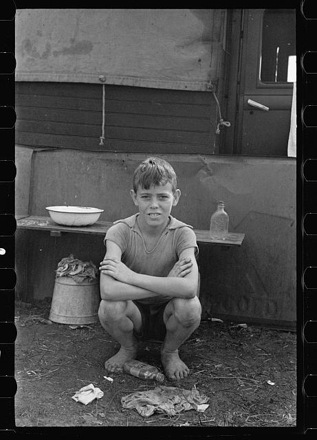 The son of a migrant citrus worker near Winter Haven, Florida