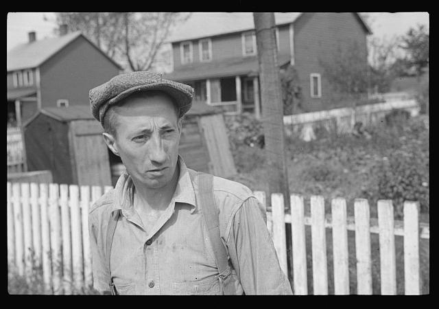 Miner at Calumet, Westmoreland County, Pennsylvania