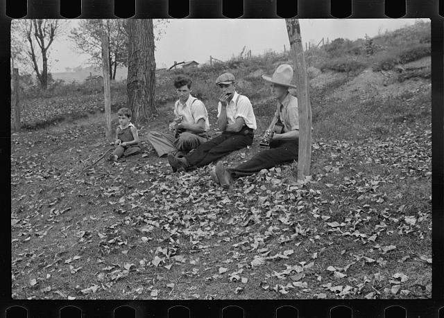 Members of the Musgrove family, Westmoreland County, Pennsylvania