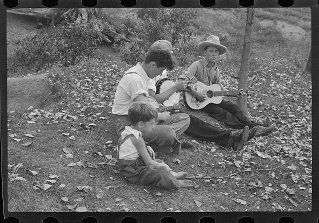 Family between Heela and Pleasant Unity, Westmoreland County, Pennsylvania