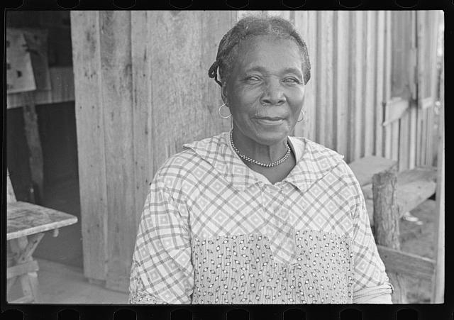 Wife of sharecropper, Pulaski County, Arkansas