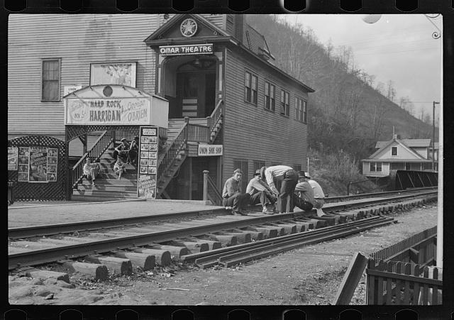 [Untitled photo, possibly related to: Omar, West Virginia]