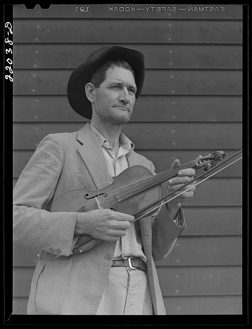 Weslaco, Texas. FSA (Farm Security Administration) camp. Jasper Drake