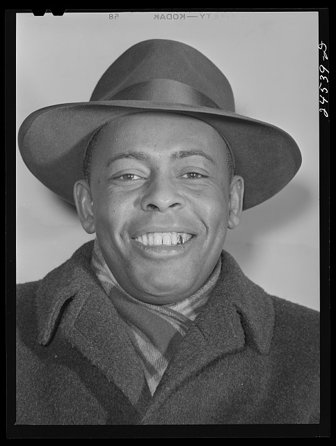 Merchant seaman. New York City, New York