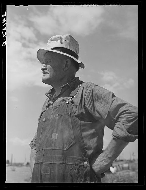 Mr. Bosley, who is head of the Bosley reorganization unit. Baca County, Colorado