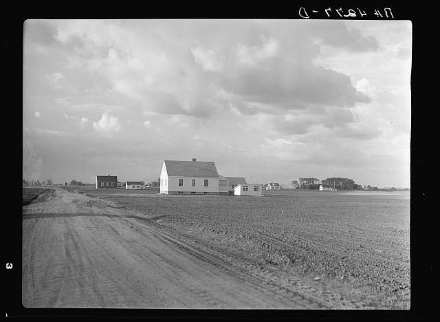 Douglas County farmsteads. Nebraska