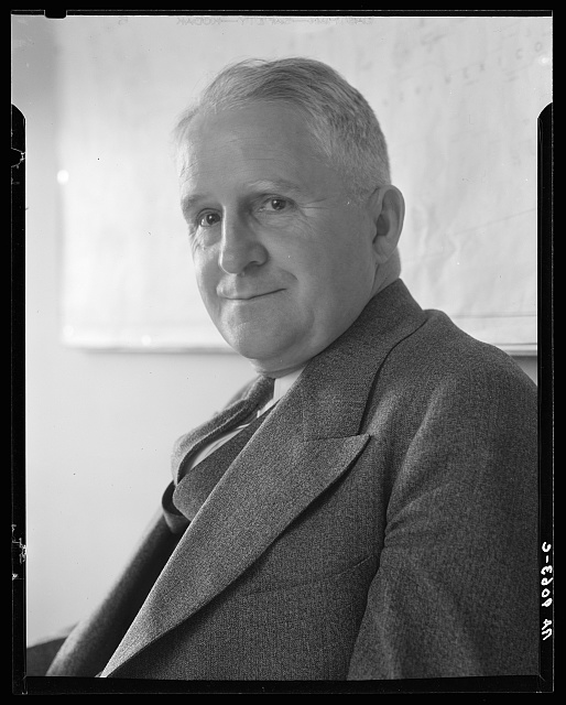Walter E. Packard, Acting Director, Rural Resettlement Division