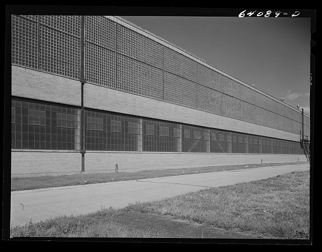 General Motors plant. Trenton, New Jersey