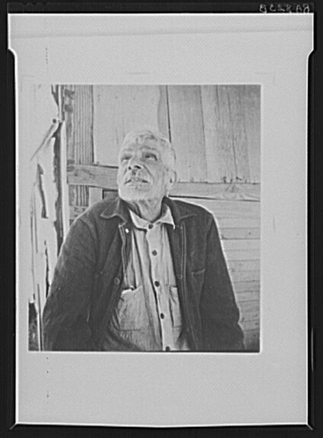 Imperial Valley, California, Mexican. He tells his story: he helped drive the French out of Mexico, fought against Maximilian, and he has, by serving the crops for many years, help build up Imperial Valley