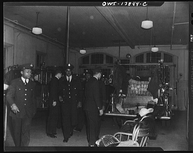 Firehouse Station No. 4. Washington, D.C.