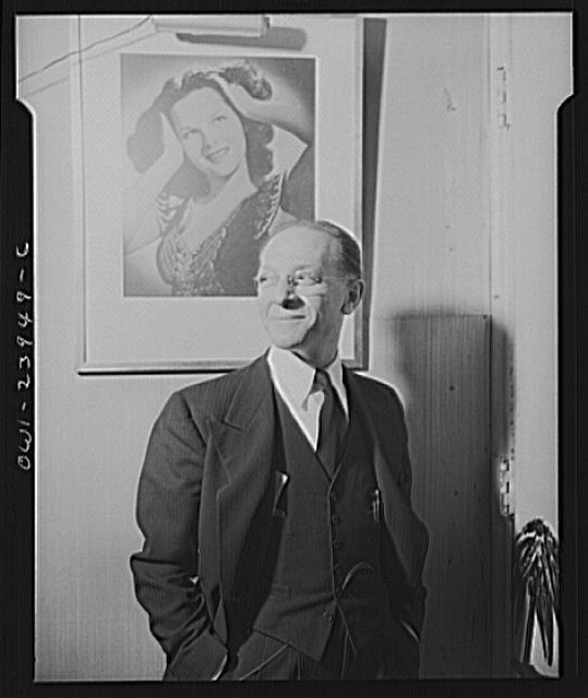New York, New York. Manager of the Hurricane cabaret