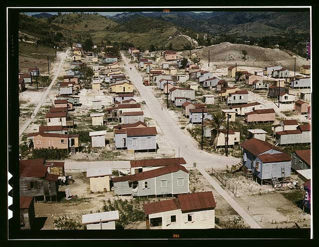 A land and utility municipal housing project, Ponce, Puerto Rico