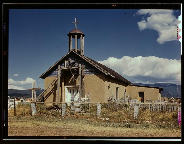 Llano de San Juan, New Mexico, Catholic Church