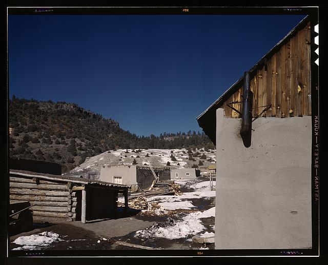 Village in New Mexico