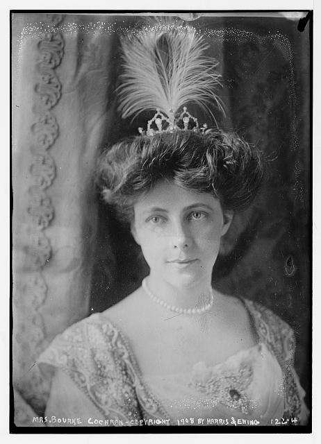 Mrs. Bourke Cochran [i.e., Cockran]