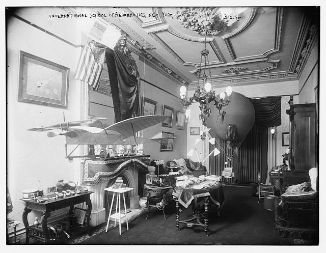 Intern'l School of Aeronautics, N.Y.