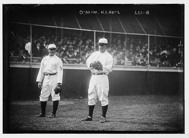 [Bill O'Hara, 1909 NY Giants, New York, NL (baseball)]