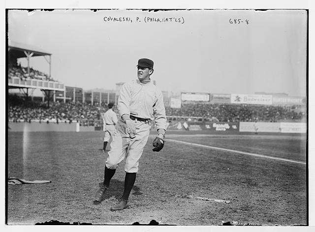 [Earl Moore, 1909 Philadelphia NL Phillies (baseball)]