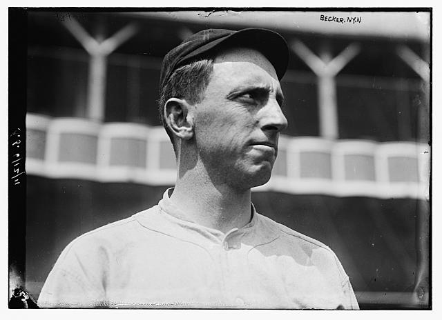 [Beals Becker, New York, NL (baseball)]