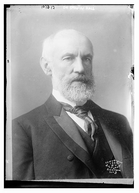 Dr. Stanley Hall, J.E. Purdy, Boston