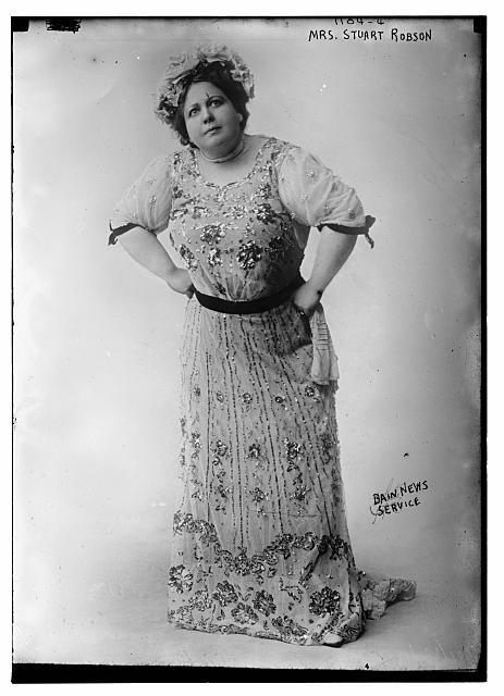 Mrs. Stuart Robson