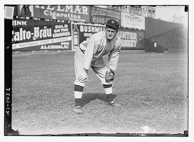 "[John ""Red"" Murray, New York, NL (baseball)]"