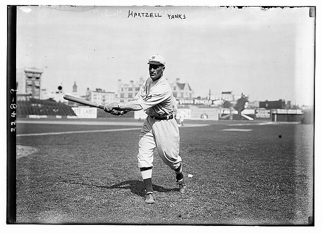 [Roy Hartzell, New York, AL (baseball)]
