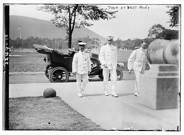 Togo at West Point