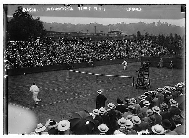 International Tennis, Dixon, Larned