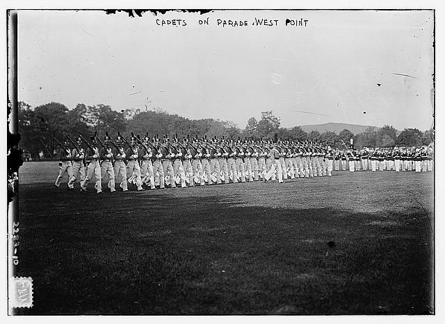 Cadets on Parade, West Point